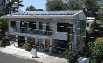 100% Solar Powered Hotel